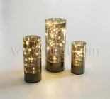 Battery Mason Jar Fairy Lights   Warm White LED