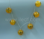 Battery Fairy Lights for Halloween    10 Warm White LEDs