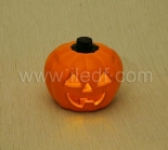 Indoor Pumpkin Light For halloween With Warm White LEDs