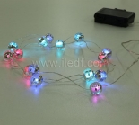 Battery Bead Fairy Lights  With 8 Functions