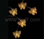 Battery Metal Butterfly Fairy Light  IP20 Indoor