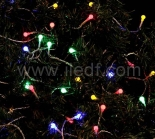 Outdoor Acrylic Berry/Flower/Heart/Diamond Fairy Lights With Multi Color LEDs