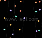 Transformer Plastic Berry Fairy Lights With Multi Color LEDs