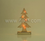 BATTERY OPERATED LED STANDING XMAS TREE