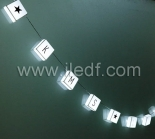 LED STRING-WITH ORNAMENT OF LIGHT BOX