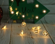 Copper Mico Naked Wire Battery Ghost Fairy Lights